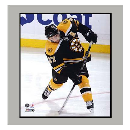 "Patrice Bergeron Boston Bruins 11"" x 14"" Matted Photograph (Unframed)"