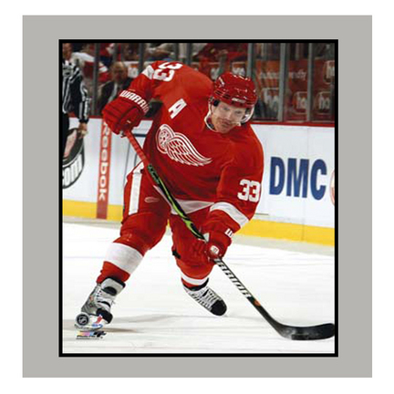 "Kris Draper Detroit Red Wings 11"" x 14"" Matted Photograph (Unframed)"