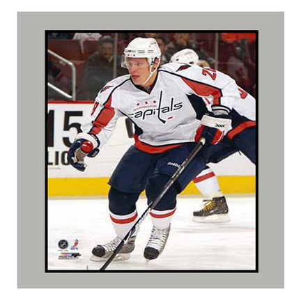 "Alexander Semin Washington Capitals 11"" x 14"" Matted Photograph (Unframed)"