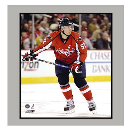 "Mike Green Washington Capitals 11"" x 14"" Matted Photograph (Unframed)"