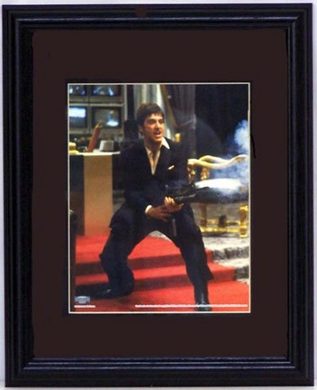 "Scarface 8"" x 10"" Photograph in Deluxe Frame"