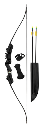 Youth Lil' Brave 2 Right Hand Bow Set from Bear Archery thumbnail