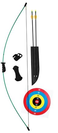 Youth Crusader Bow Set from Bear Archery thumbnail
