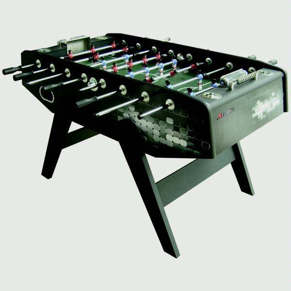 Eurostar Foosball Table from Atomic Game Tables ESC-G01354W
