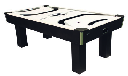 Arctic Ice 7.5' Air Hockey Table from Harvard