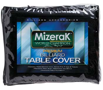 Premium Billiard Table Cover from Mizerak™