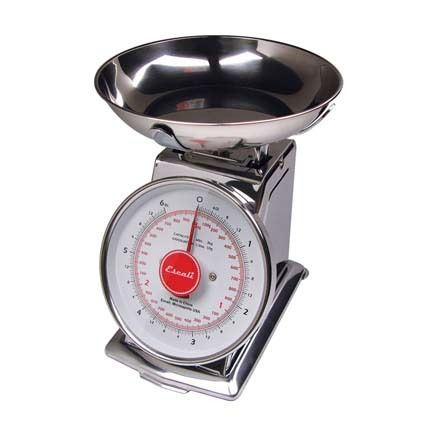 Mercado Dial Scale (11 lb. / 5 Kg Capacity)
