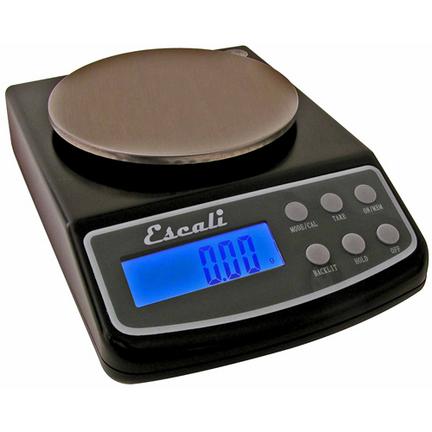 L-Series High Precision Digital Scale (125 Gram / 0.01 Gram Capacity)