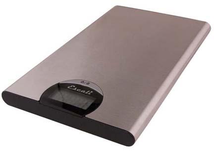 Tabla Ultra Thin Digital Scale (11 lb. / 5 Kg Capacity)