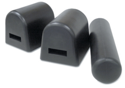 "3/4"" x 9 3/4"" x 12"" Chattanooga Knee Traction Bolsters - Set of 2"