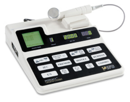Intelect Legend 4-Channel Combination Ultrasound Unit with 10 cm head