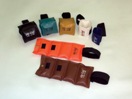 Cuff Rehabilitation Ankle and Wrist Weights - 32 Piece Set