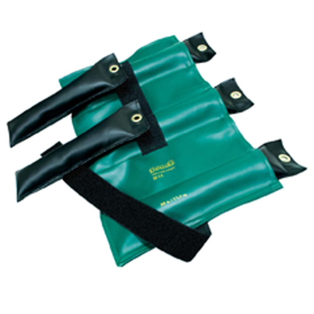 Pouch 20 lb. Variable Wrist and Ankle Weight Set - Blue
