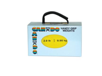 Cando® 2 lb. Handy Ball (Yellow)