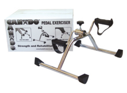 Cando® Pedal Exerciser (Preassembled)