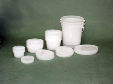 Cando 6 oz. Containers for Theraputty (Case of 25)