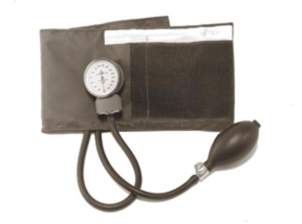 Adult Baseline® Pocket Aneroid Sphygmomanometer with Case