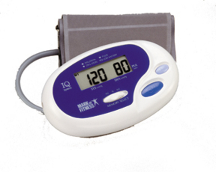 Auto Inflate Blood Pressure / Pulse Monitor
