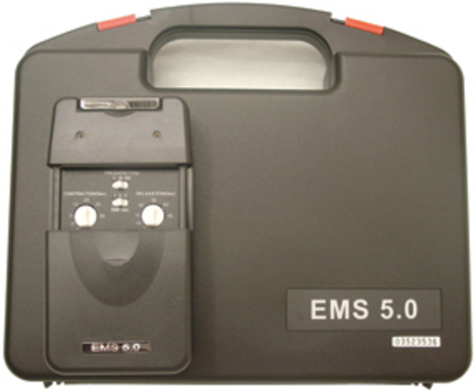 Portable Dual Channel Muscle Stimulator