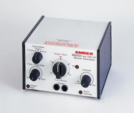 Amrex® MS322A Low Volt AC Muscle Stimulator