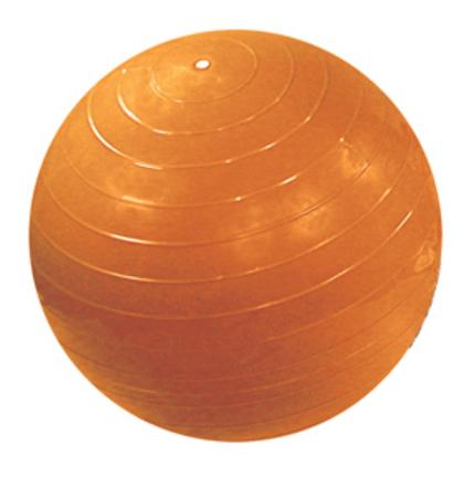 "22"" Cando® Inflatable Exercise Ball (Orange)"