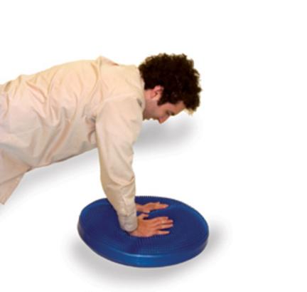 "Cando® 24"" Vestibular Balance Disc (Black)"