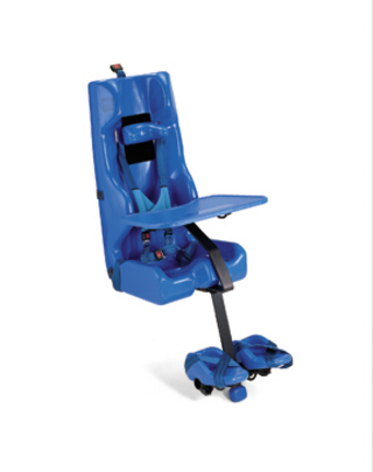 TumbleForms® Carrie Seat with Tray and Footrest (Small) FAB-30-3310