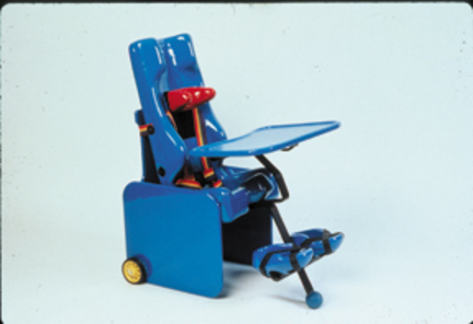 TumbleForms® Carrie Seat with Mobile base (Small) FAB-30-3330