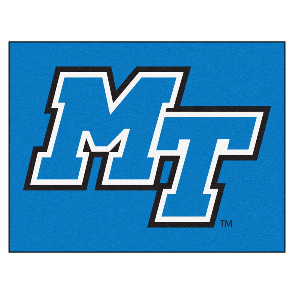 """Middle Tennessee State Blue Raiders 34"""" x 45"""" All Star Floor Mat"""