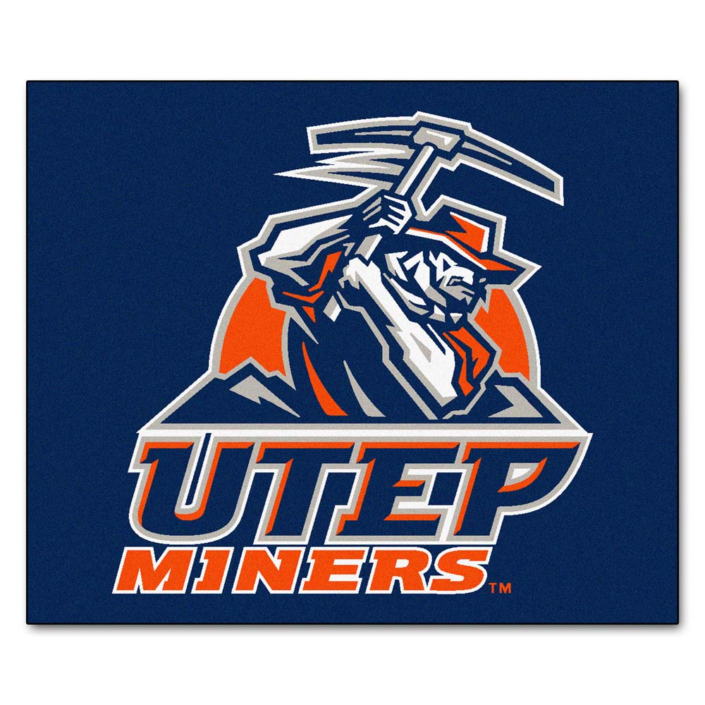 "Texas (El Paso) Miners ""UTEP"" 5' x 6' Tailgater Mat"