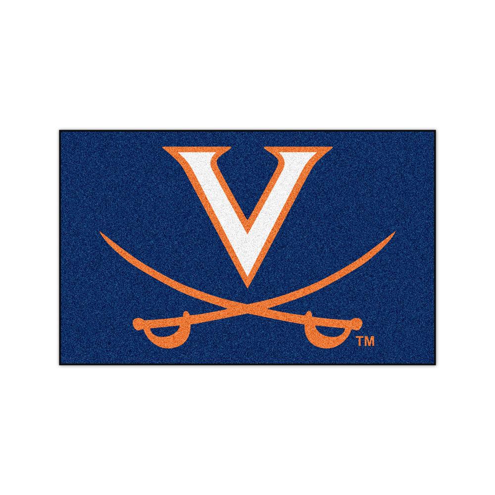 5' x 8' Virginia Cavaliers Ulti Mat