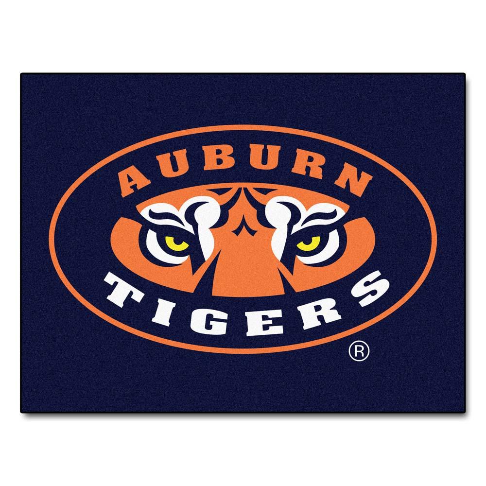 """34"""" x 45"""" Auburn Tigers All Star Floor Mat"""