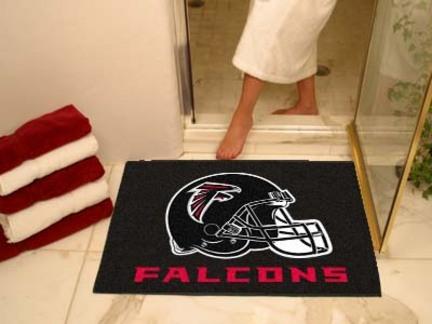 "Atlanta Falcons 34"" x 45"" All Star Floor Mat"