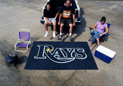 5' x 8' Tampa Bay Rays Ulti Mat