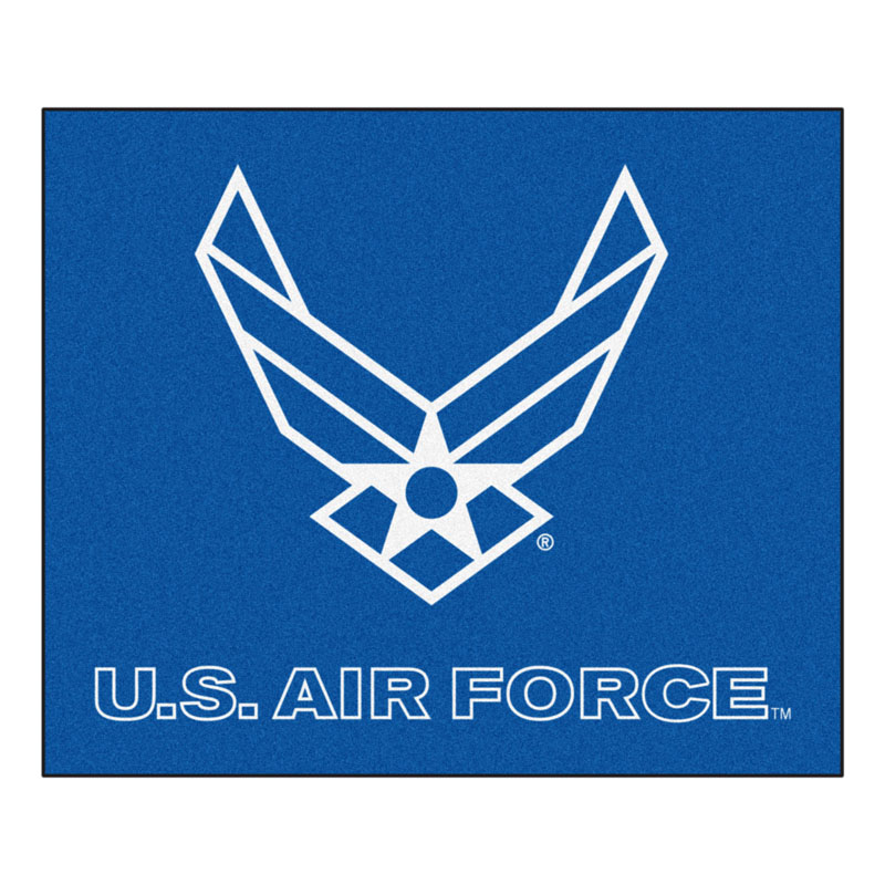 U.S. Air Force 5' x 6' Tailgater Mat