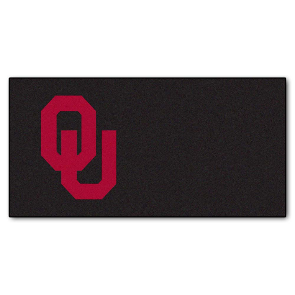 "Oklahoma Sooners 18"" x 18"" Carpet Tiles (Box of 20)"