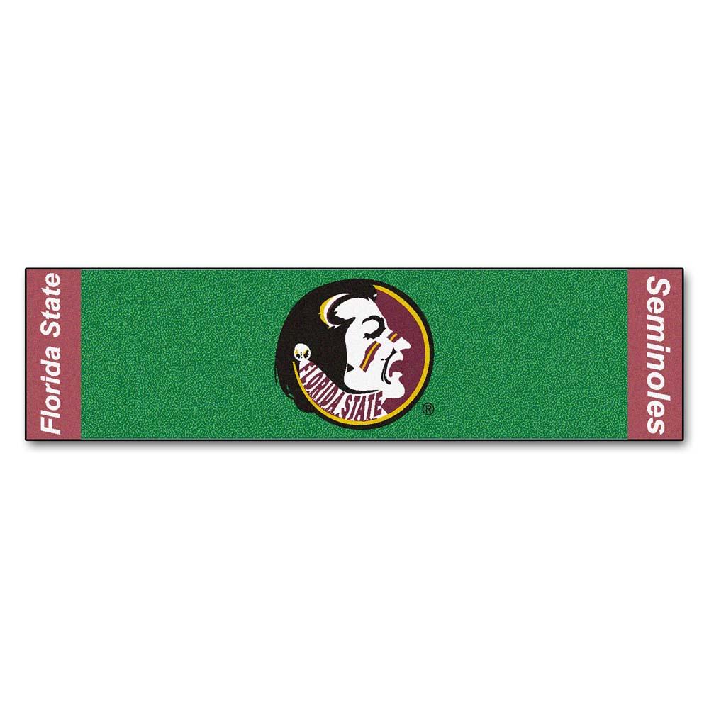 "Florida State Seminoles 18"""" x 72"""" Putting Green Runner"" FAN-9066"