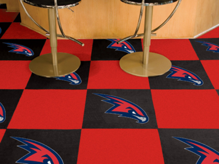 "Atlanta Hawks 18"" x 18"" Carpet Tiles (Box of 20)"