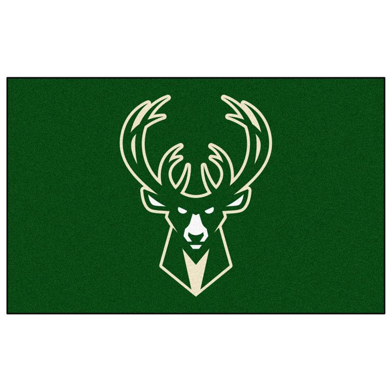 Milwaukee Bucks 5' x 8' Ulti Mat