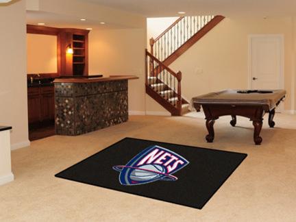 New Jersey Nets 5' x 8' Ulti Mat