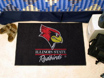 "Illinois State Redbirds 19"" x 30"" Starter Mat"