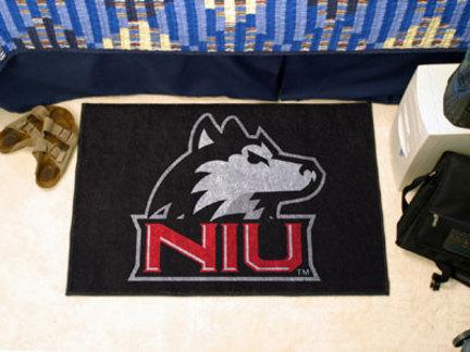 """Northern Illinois Huskies 19"""" x 30"""" Starter Mat"""