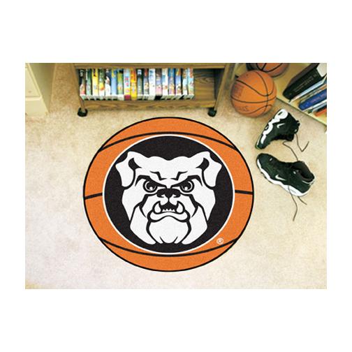 """27"""" Round Butler Bulldogs Basketball Mat"""