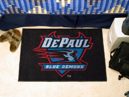 "DePaul Blue Demons 19"" x 30"" Starter Mat"