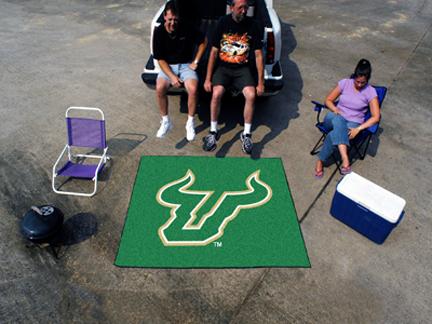 5' x 6' South Florida Bulls Tailgater Mat