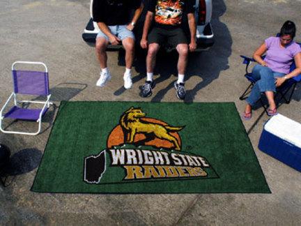 5' x 8' Wright State Raiders Ulti Mat