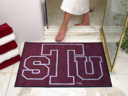 34 x 45 Texas Southern Tigers All Star Floor Mat