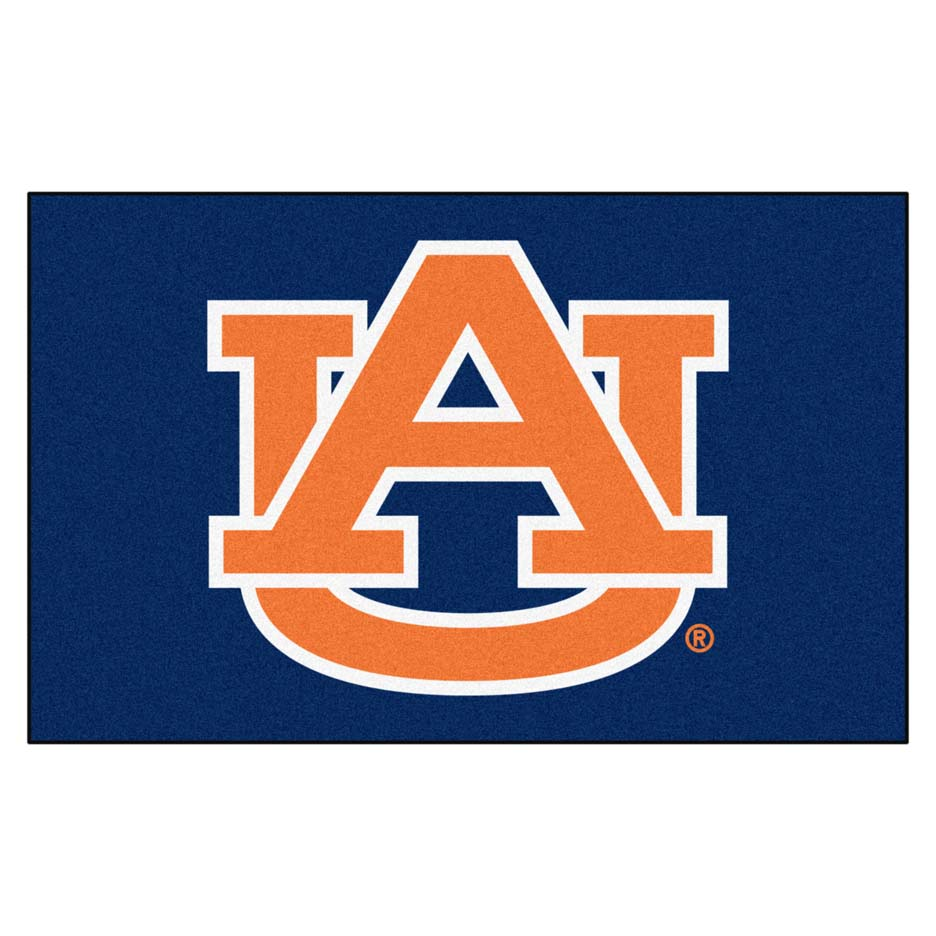 Auburn Tigers 5' x 8' Ulti Mat (with