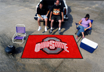 5' x 8' Ohio State Buckeyes Ulti Mat