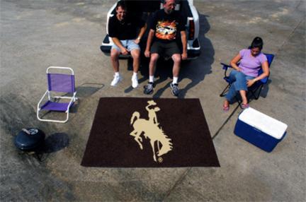 5 x 6 Wyoming Cowboys Tailgater Mat